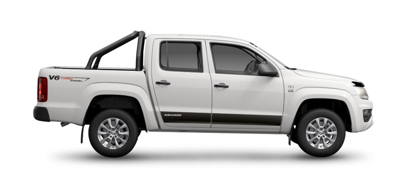 Amarok V6 Core 4x4 8 Speed Auto<br>