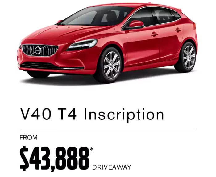 V40 T4 Inscription