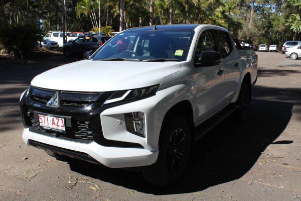 2020 MY21 Mitsubishi Triton MR GSR Utility Image 3