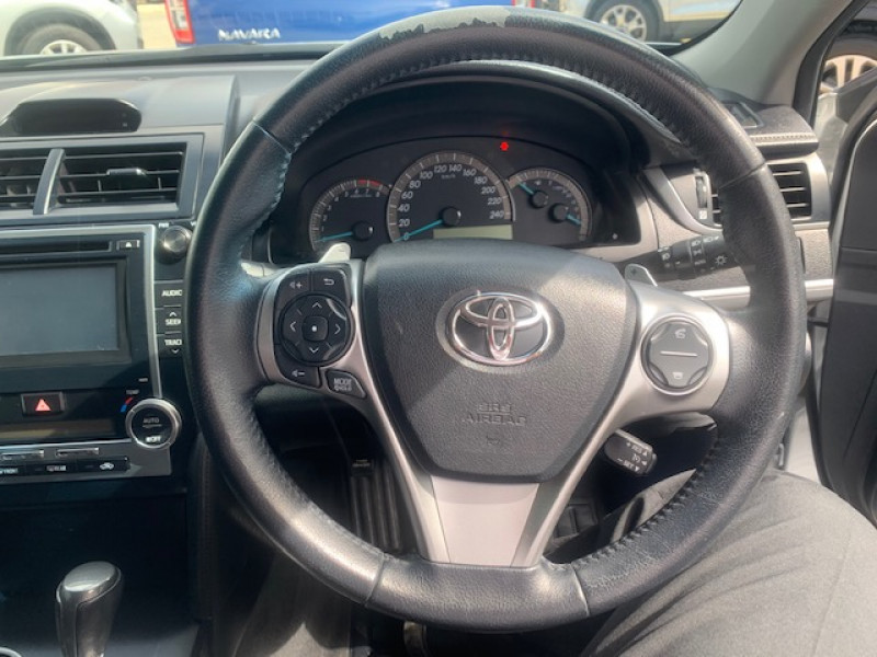 2011 Toyota Camry Sedan
