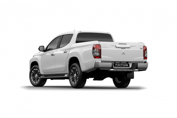 2020 MY21 Mitsubishi Triton MR GLS Utility - dual cab