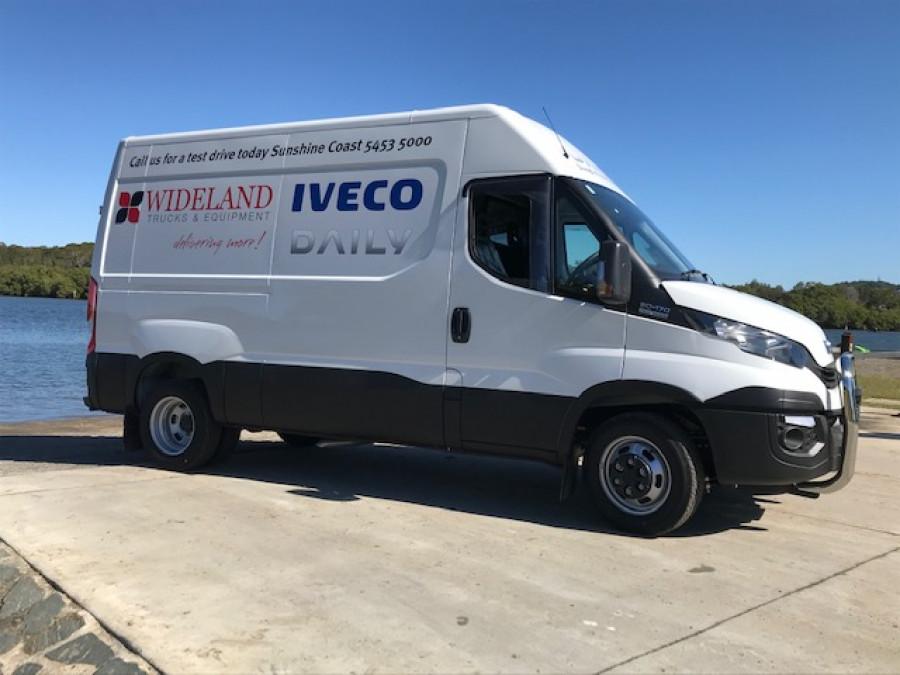 2020 Iveco 50c17a  Daily Van Van Image 13
