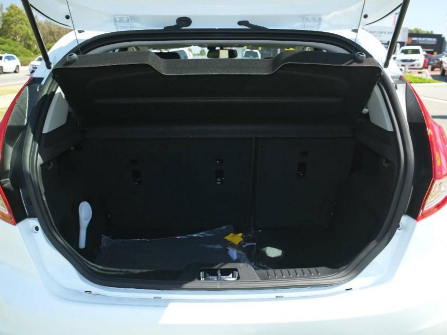 2016 MY16.5 Ford Fiesta WZ Ambiente Hatchback
