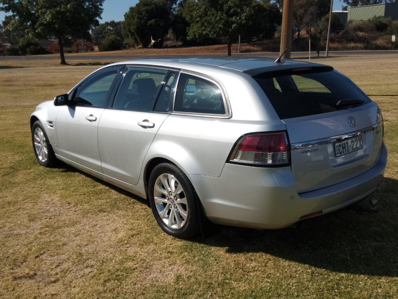 2012 Holden Berlina VE II MY12 Wagon Image 7