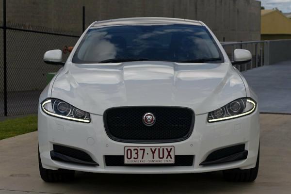 2014 MY15 Jaguar Xf X250 MY15 Luxury Sedan Image 3