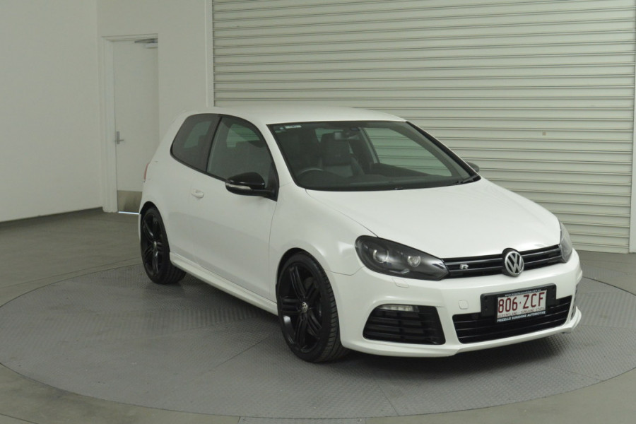 2011 Volkswagen Golf VI MY11 R Hatchback Mobile Image 3