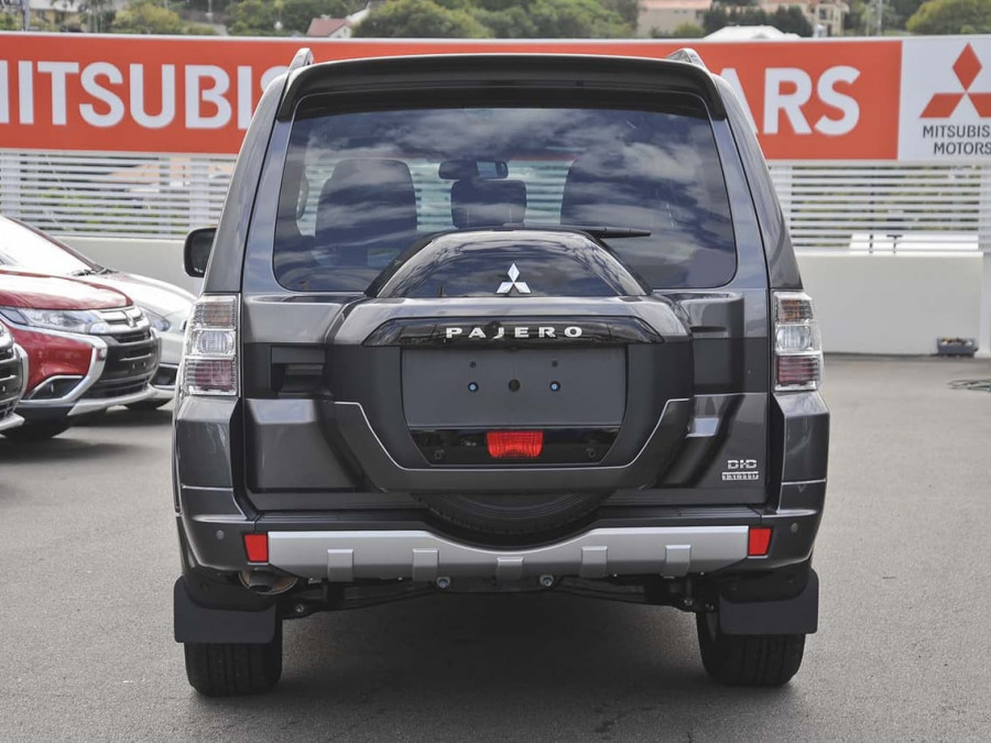 2018 Mitsubishi Pajero NX Exceed 7 Seat Diesel Suv