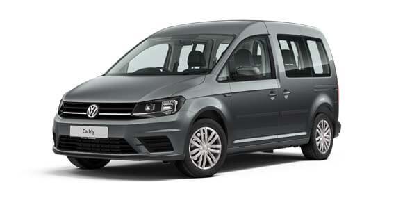 2020 Volkswagen Caddy 2K Maxi Trendline Mini bus
