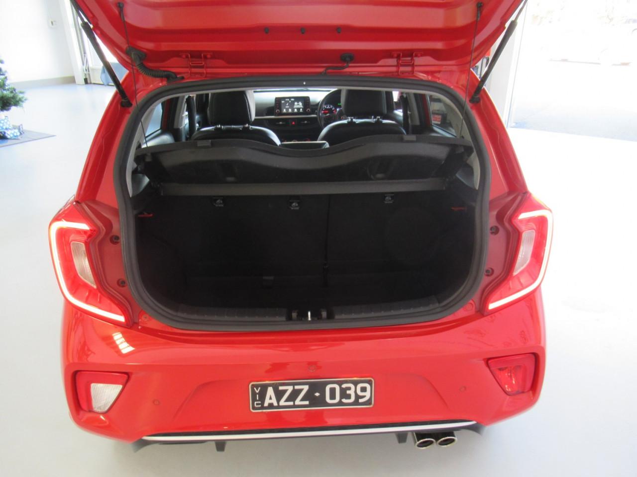 2018 MY19 Kia Picanto JA GT-Line Hatchback Image 26