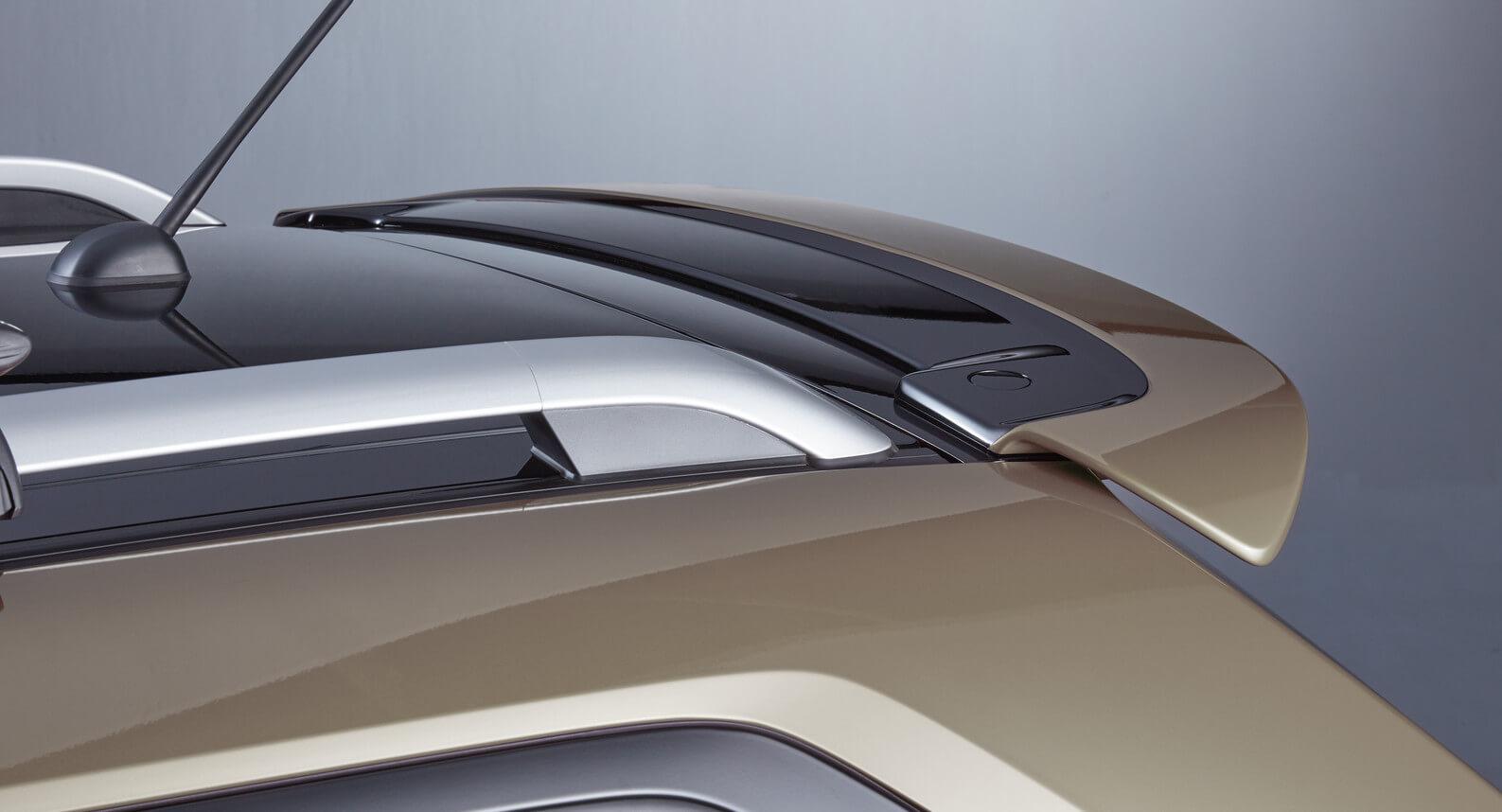 Ignis - Roof Edge Spoiler, Caravan Ivory Pearl