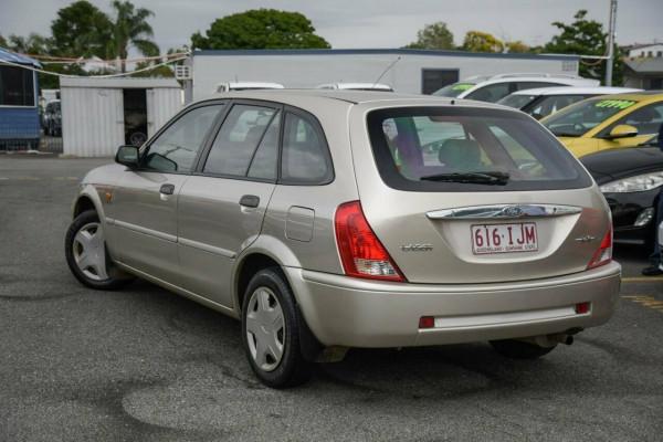 2002 Ford Laser KQ LXI Hatchback Image 2