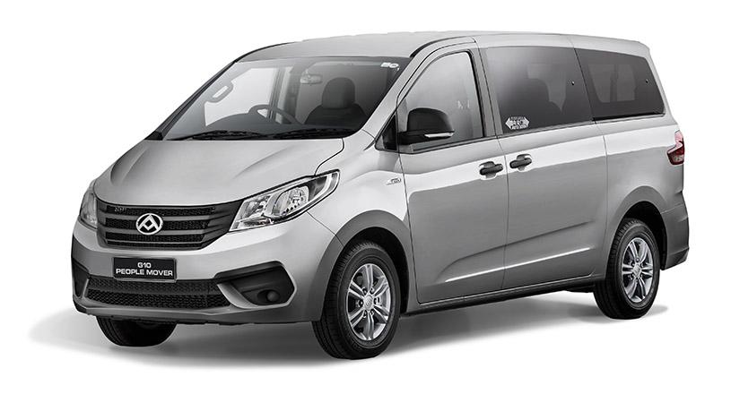 2021 LDV G10 SV7A 9 Seat Van