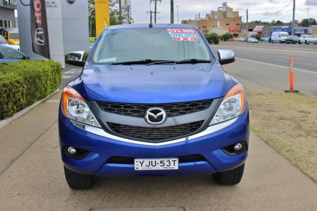 2015 Mazda BT-50 UP0YF1 XTR Utility - dual cab Image 3