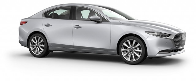 2020 Mazda 3 BP G25 Astina Sedan Sedan Mobile Image 8