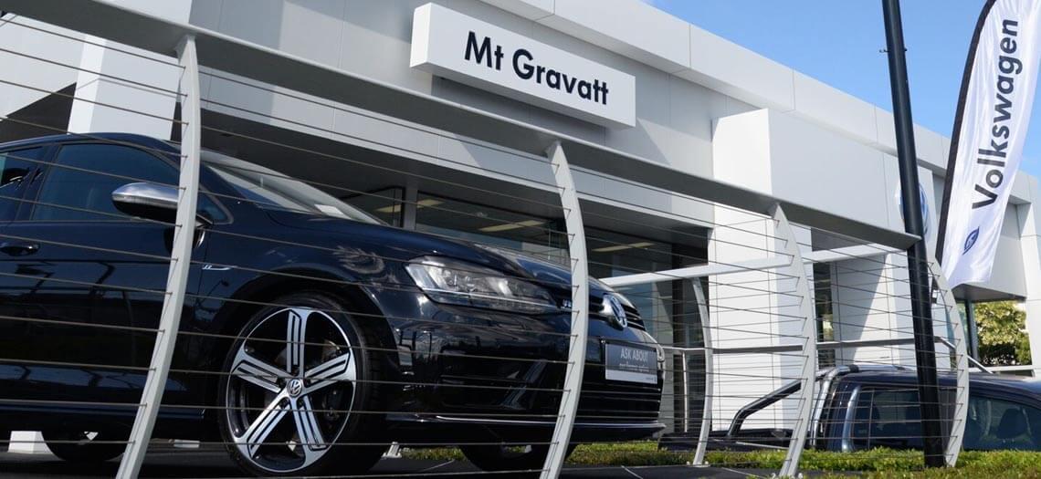 About Mt Gravatt Volkswagen