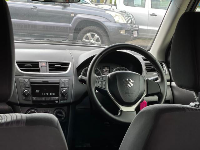 2012 Suzuki Swift FZ GL Hatchback Image 13