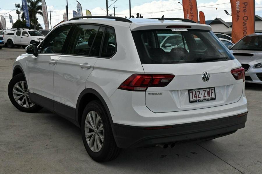 2020 Volkswagen Tiguan 5N MY20 110TSI DSG 2WD Trendline Suv