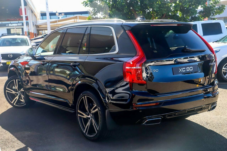 2019 Volvo XC90 L Series D5 R-Design Suv Mobile Image 2