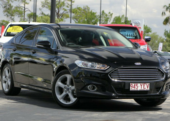 Ford Mondeo Trend PwrShift MD 2017.50MY