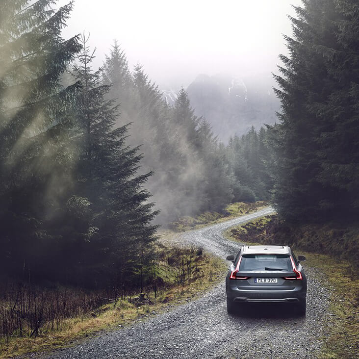 V90 Cross Country Taking you further