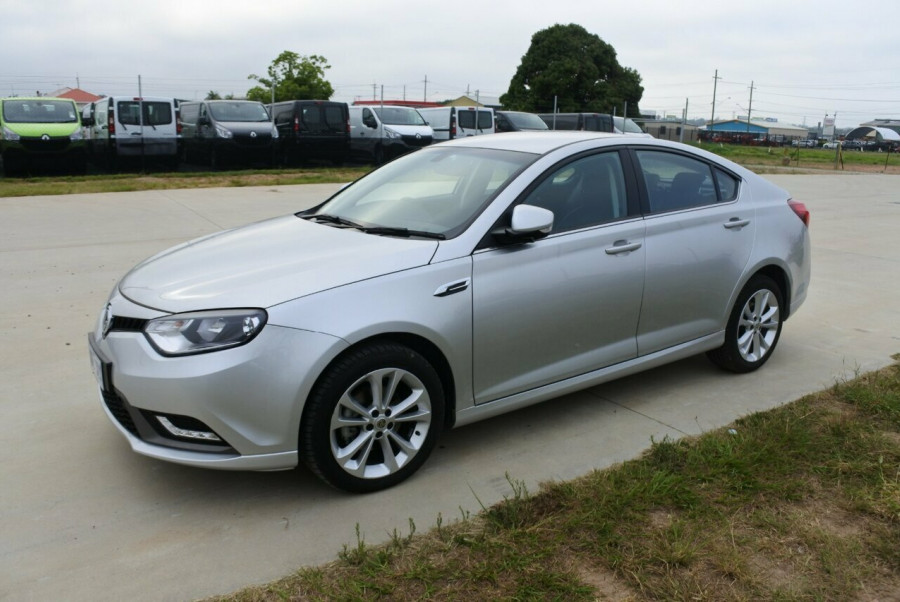 2017 MG MG6 IP2X Excite Hatchback