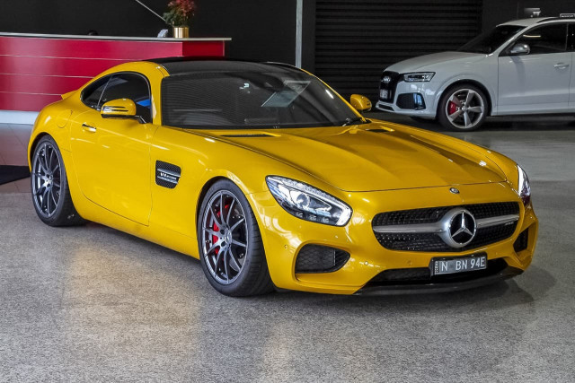 2016 Mercedes-Benz Amg Gt C190 S Coupe Image 3