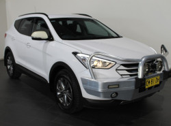 Hyundai Santa Fe Active DM2 Turbo