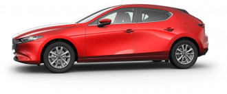 2021 Mazda 3 BP G20 Pure Hatchback image 22