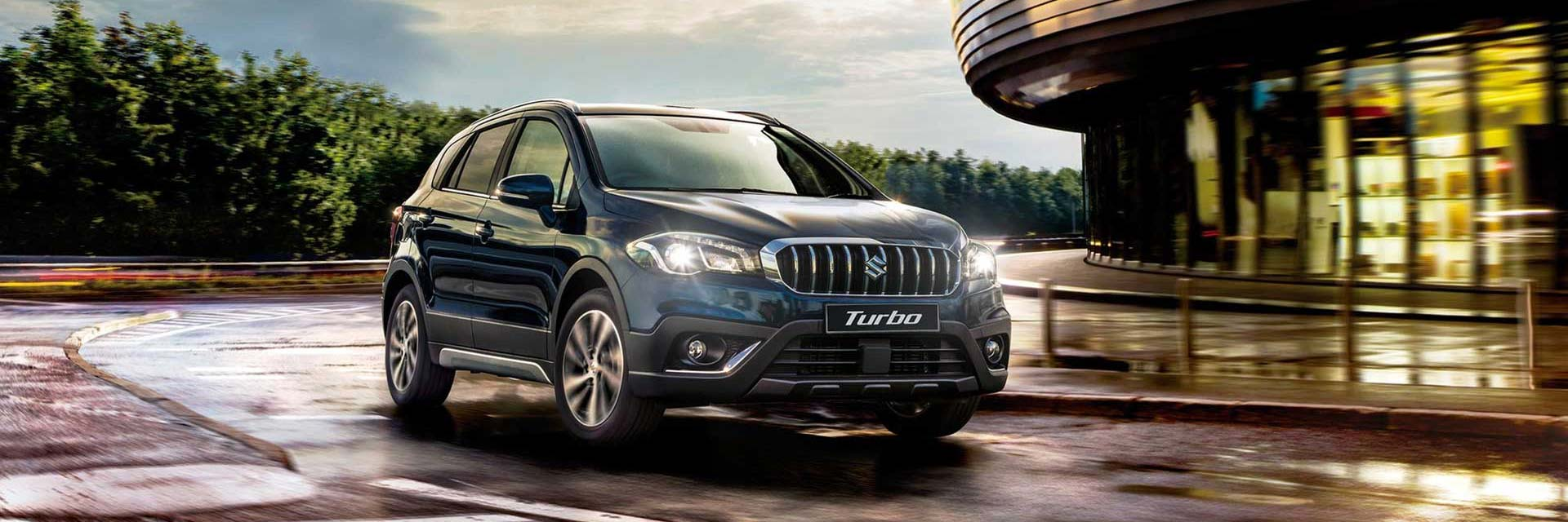 S-Cross Styling that gets noticed