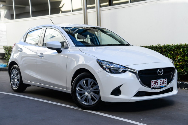 2019 Mazda 2 DJ2HA6 Neo Hatch Hatch Mobile Image 1