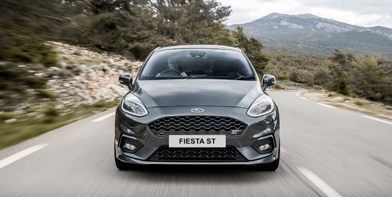 Fiesta ST Faster off the line