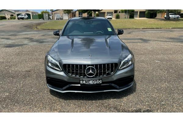 2020 MY01 Mercedes-Benz Mb Cclass W205  C63 AMG C63 AMG - S Sedan Image 2