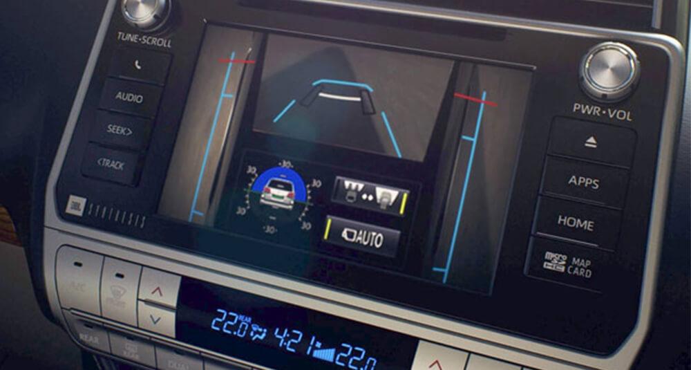 Prado Multi-Terrain Monitor