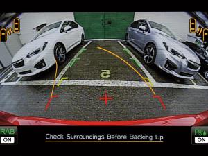 Reverse Automatic Braking Image