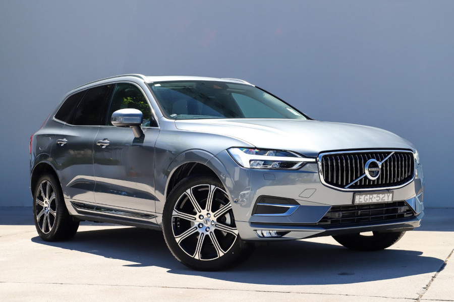2020 Volvo XC60 UZ D4 Inscription Suv Image 20