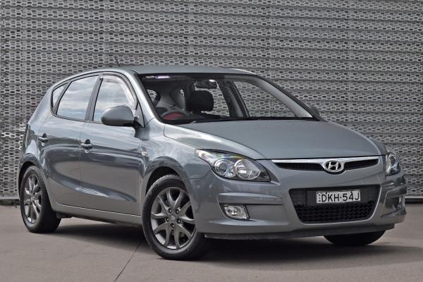 Hyundai I30 SLX FD
