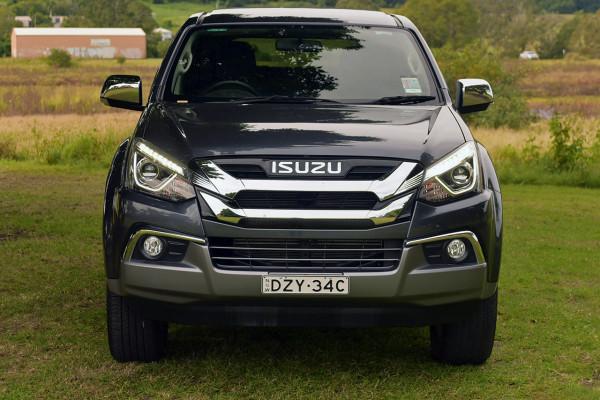 2018 Isuzu Ute MU-X MY18 LS-U Wagon Image 3