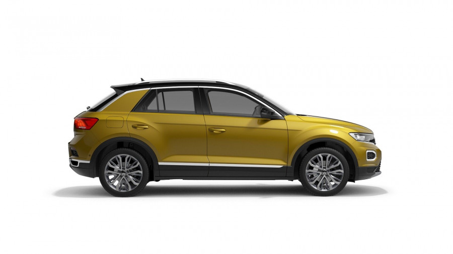 2021 Volkswagen T-Roc A1 110TSI Style Wagon Image 6