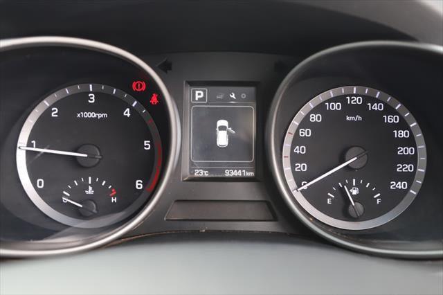 2017 Hyundai Santa Fe DM3 Series II MY17 Active Suv Image 13