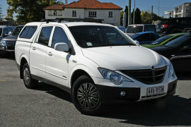 SsangYong Actyon Sports Tradie 4x2 100 Series MY11