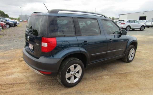 2011 Skoda Yeti 5L 77TSI Wagon Image 4