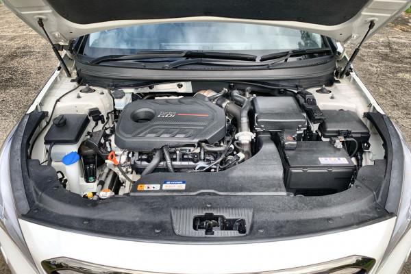 2015 Hyundai Sonata LF Premium Sedan Image 3