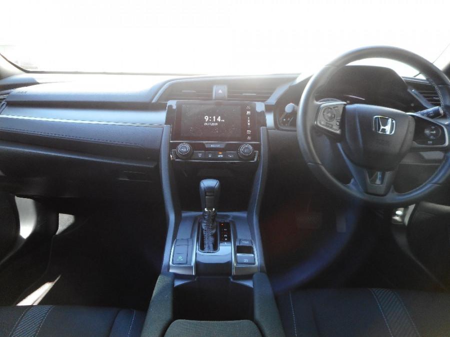 2017 Honda Civic Hatch