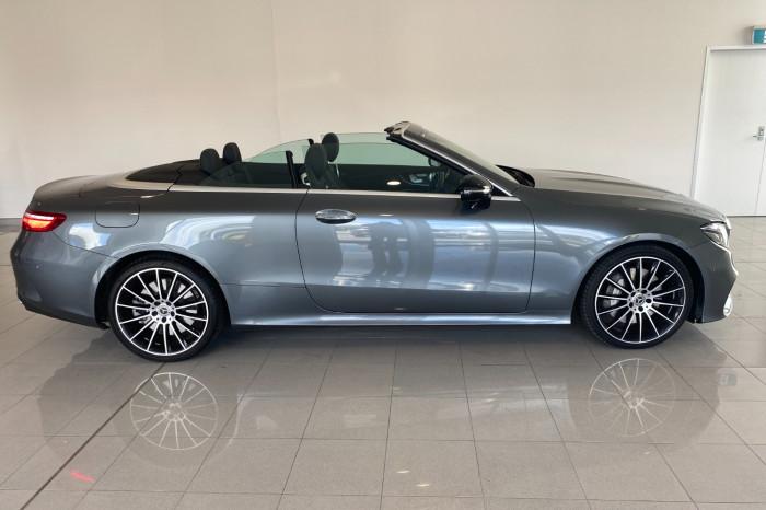 2020 Mercedes-Benz E Class Convertible Image 6