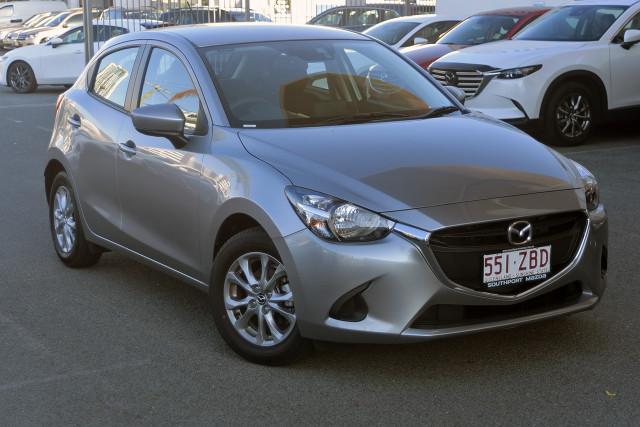 2019 Mazda 2 DJ Series Maxx Hatch Hatchback
