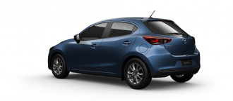 2021 MY20 Mazda 2 DJ Series G15 Pure Hatchback image 18