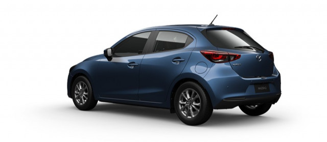 2021 MY20 Mazda 2 DJ Series G15 Pure Hatchback Mobile Image 18