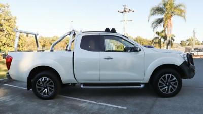 2018 Nissan Navara D23 S3 ST-X King Cab Utility Image 4