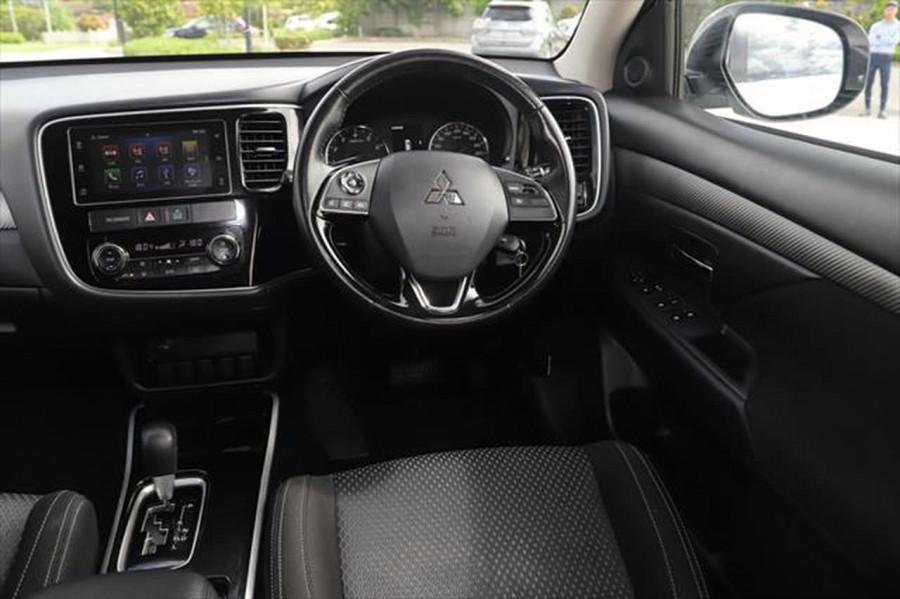 2017 Mitsubishi Outlander ZK MY18 LS Suv Image 11