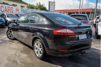 2009 Ford Mondeo MA Zetec Hatchback Image 4